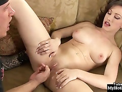 Fabulous Shaved scene with com shut in mouth ffm Natural Tits,Big daddy ring scenes