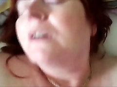 BBW sanilyon sax on a sexual encounter - POV