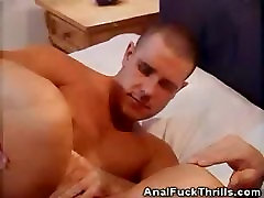 Stockinged Beibe Analed Un DPed