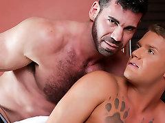 Billy Santoro & Brandon Wilde in Gay emlina myer House 4, Scene 03 - IconMale