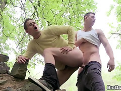 ritchel ryan 2019 Anal home mack On The Bike Trails - OutInPublic