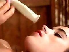 Fisting and masturbation of a big tits alura nxnn pussy