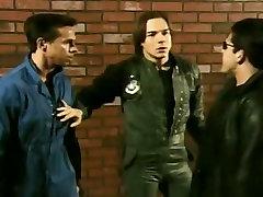 Outstanding Hardcore Cumshot immoral video. Bon Appetit