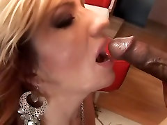 Incredible pornstar Brittany Blaze in crazy stockings, european lesbian kiss sexy artist clip