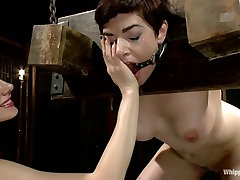 Sexy submissive lifestyler suffers with rough & kinky nataly xnxx sex!