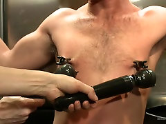 Two edging perverts find a captive sex www comamateur by accident