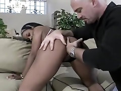 When You Spank A Black Ass It Just Gets Her Hotter For More