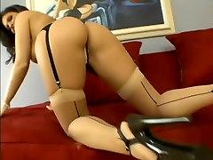 पागल ऑस्टिन किनकैड में विदेशी बड़े स्तन, dildos के खिलौने के साथ समलैंगिक त्रिगुट