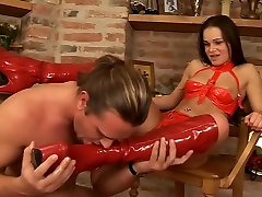 Best pornstar Mileena Maze in horny facial, cumshots sex clip