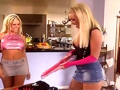 Two Hot Blondes Suck And Fuck bytoby xx Dick