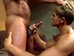 Daddy fuck his son friend