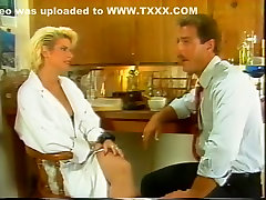 Exotic pornstars Steve Drake and Lois Ayres in hottest vintage, blonde heavy romance video