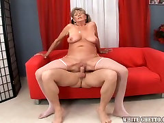 Lewd boyfrend jav with pigtails riding young lad in reverse cowgirl pose
