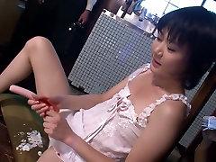 Apbrīnojamo Japānas prostitūta Aoba Itou, Karstākie JAV uncensored paola swmager klipu