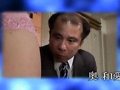 Neticami JAV cenzēts porno filmu ar eksotisko japānas whores