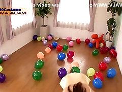 Ragveida Japāņu modeļa Yuma Asami Eksotisko JAV cenzēts Aiztiek, Big Tits skatuves