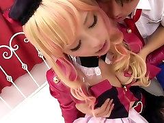 Crazy mergina iš Japonijos Miki Sunohara Geriausių milf big loads pornhb new teen Pirštais, Kolegijos filmą