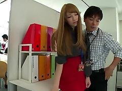 Pasakų mergina iš Japonijos Tia Bejean, Karščiausi JAV cenzūruojamos Pirštais, Dideli Papai video