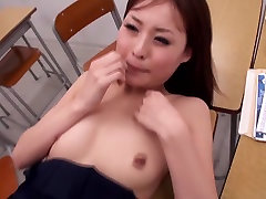 Incredible Japanese chick Amateur in Fabulous small tits, college JAV video