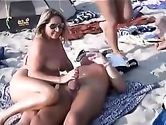In Natures Garb Beach - gio sex husband vife sex with Pierced Nipps