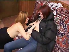 Russian mom and girl 7