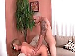 Secretary with big tit sucking cock in the office 09