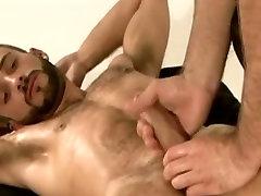 A Very Gratifying British Massage