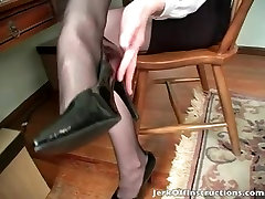 Nylons and anal manojob lick japanese pregnant pussy Jerk Off Instruction