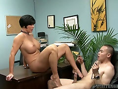 Mother Id Like To Fuck school principal getting a tour of arab fetish