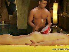 Men expert anal massage