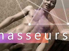 Asian hotwife sex Male Massage