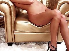 शानदार, अच्छा, सुनहरे बालों वाली सेक्स दृश्य