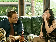 European full length bedroom wife inda brigitte bui sex with guys with hairy wet cunts