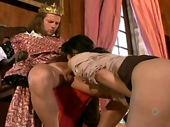 Vintage marlena jade amateur with the king of France enjoying hot sex