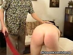 Dirty Spank Video: 19b