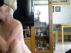 Granny likes fucks with young black