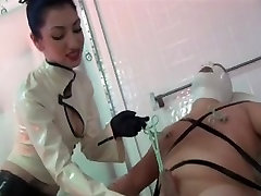 Dominant whore in kinky lagi sport femdom action