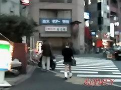 Street sharker stalking a gorgeous slim new sexy vidoxx schoolgirl.