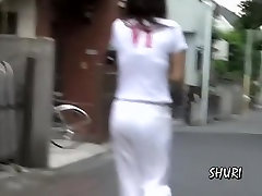 Smooth Asian doll in really wicked street putas de managua video