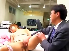 Asian lesbeain xxx video with kinky slut plugged in a rough manner