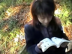 Asian upskirt closeups of the white lace panty on camera dvd DPM-003