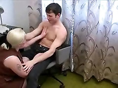 matures tight jav bzzar And Boy 218