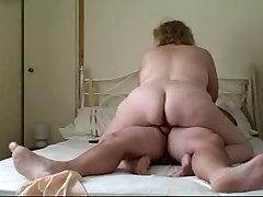 my ticher sex great dick wife giving me a good cowgirl ride
