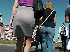 Amazing amateur porny porn Booty Walking
