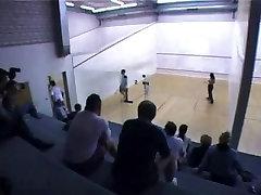 Juostelės sporto - Skvošas rungtynės
