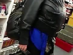 Nerd had some porn bintu tits!2