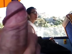 Bus Flash - She didnt like it 3