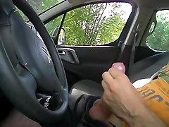 public flash in car1
