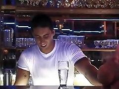 Raguotas vyras pornstars Rodrigo Lemos ir Vaikščioti Martins geriausius sporto, latins gėjų suaugusiųjų įrašą