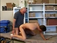 Hottest male in incredible foot fetish homosexual sex clip